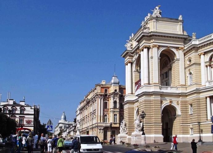 Лучшие апартаменты Одессы 3