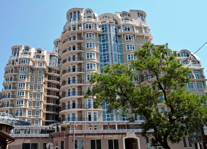 Лучшие апартаменты Одессы 4