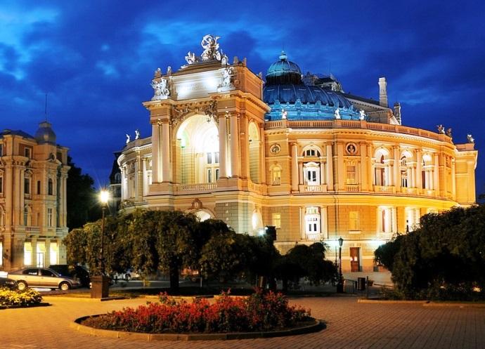 Лучшие апартаменты Одессы 5