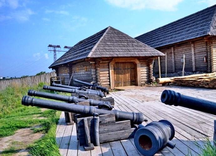 Славная страница истории острова Хортица 2