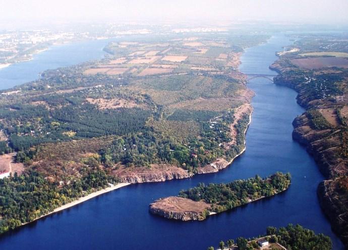 Славная страница истории острова Хортица 5