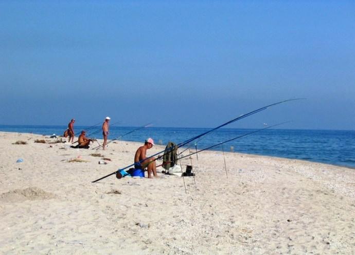 Туризм и рыбалка Азовского моря
