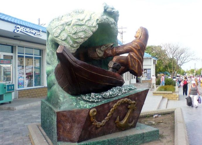 Туризм и рыбалка Азовского моря 3