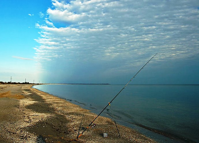 Туризм и рыбалка Азовского моря 4