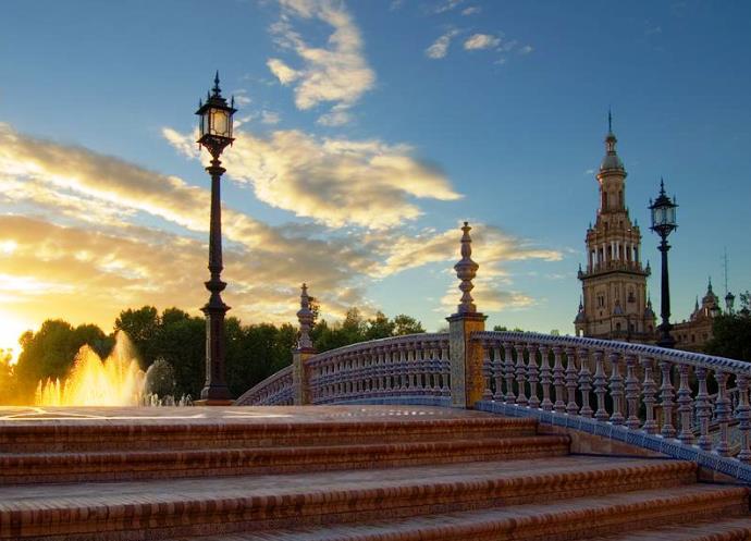 Удивительная Испания 4