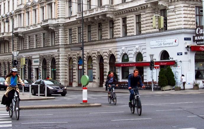 Удивительный мир столицы Австрии Вены 4