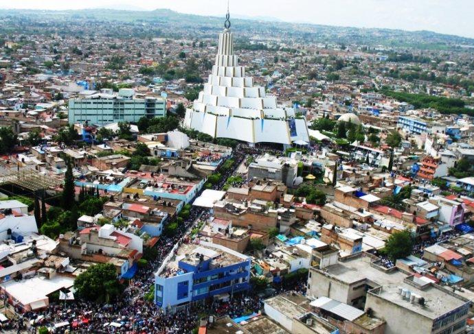 Храм Света в Гвадалахаре и другие достопримечательности Америки 3
