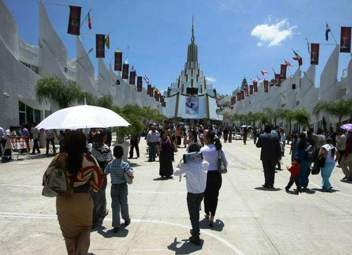 Храм Света в Гвадалахаре и другие достопримечательности Америки 4