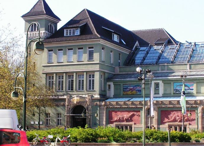 Вся Европа гордится Zoologischer Garten 4