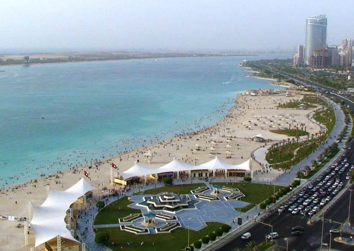Абу-Даби одна из жемчужин ОАЭ 2