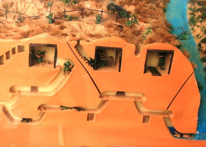 Интересные факты прошедшей войны тоннели в Ку-Чи 5