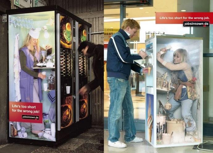 Интересные факты о рекламе или путешествие по ту сторону автомата 2