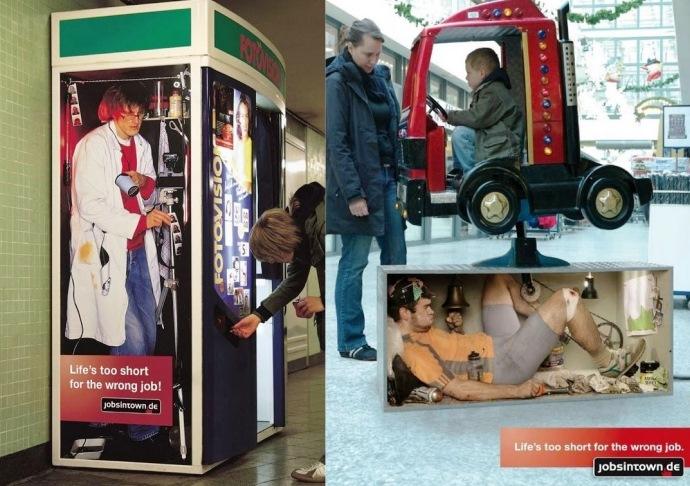 Интересные факты о рекламе или путешествие по ту сторону автомата 5
