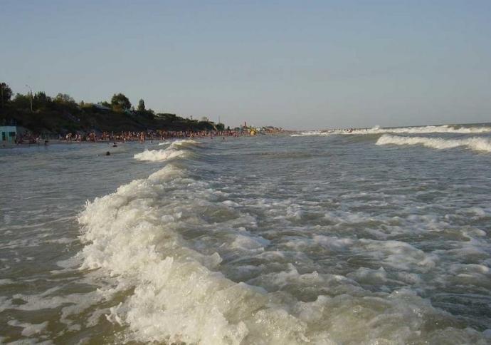 Туризм и отдых на Азовском море базы отдыха в Кирилловке 2