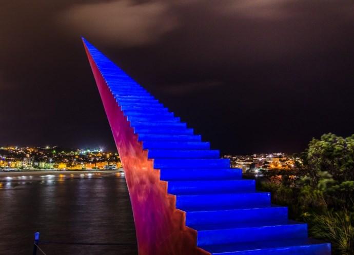Иллюзорная Лестница в небо и другие интересные места Австралии 4
