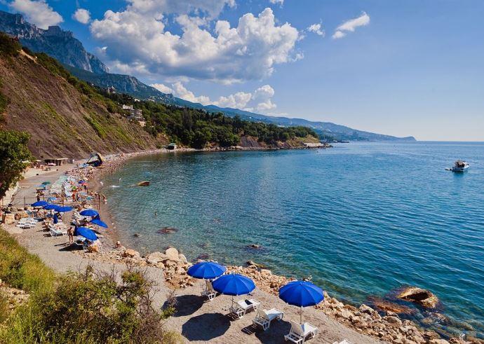 Кирилловка  курортная жемчужина Азовского моря 2