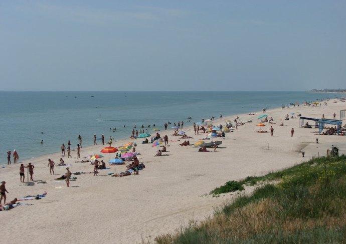 Кирилловка  курортная жемчужина Азовского моря 4
