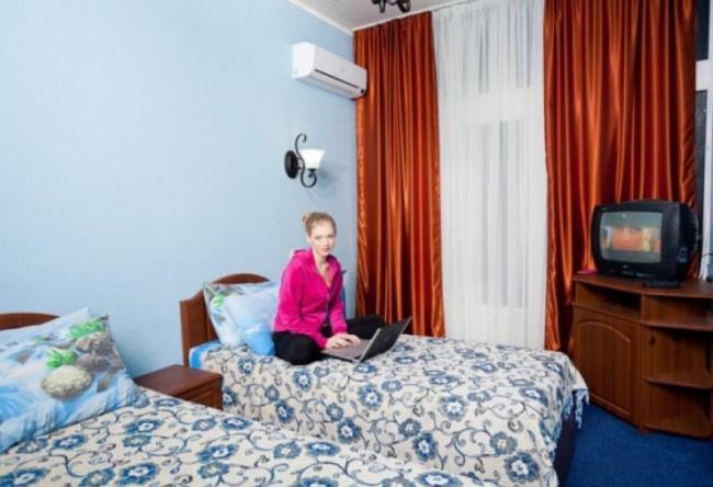 Город Саки отдых в санатории Полтава-Крым 5