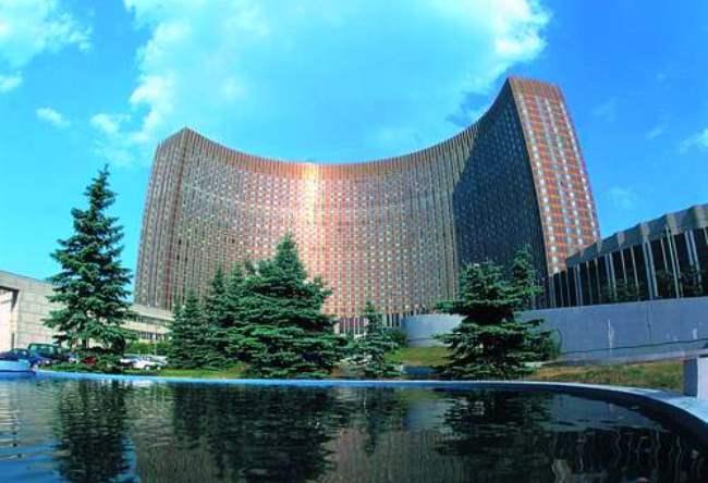 Гостиницы Москвы 4