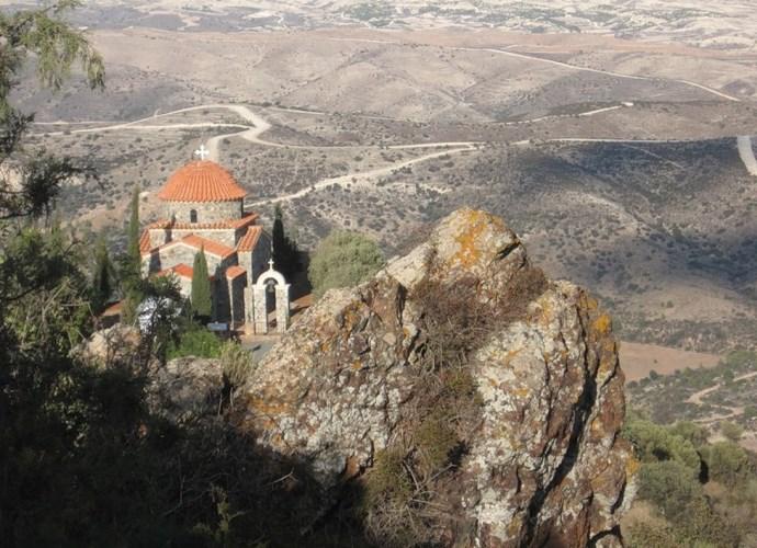 Интересные места Европы монастырь который появился благодаря буре 4