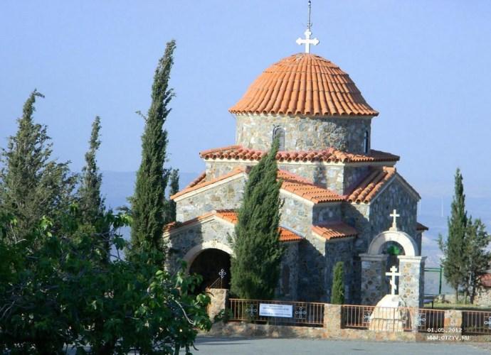 Интересные места Европы монастырь который появился благодаря буре 5
