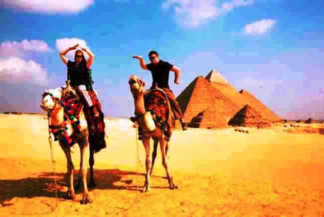 Какие достопримечательности можно увидеть в Египте 2