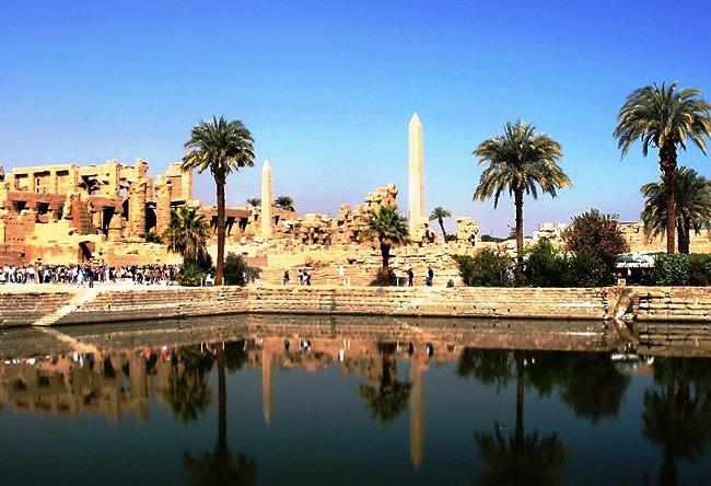 Какие достопримечательности можно увидеть в Египте 3