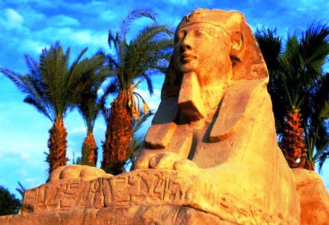 Какие достопримечательности можно увидеть в Египте 4