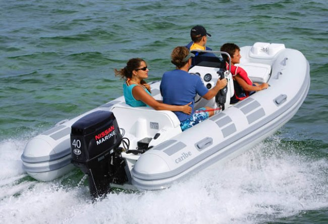 Мир туризма или путешествия на моторной лодке 3