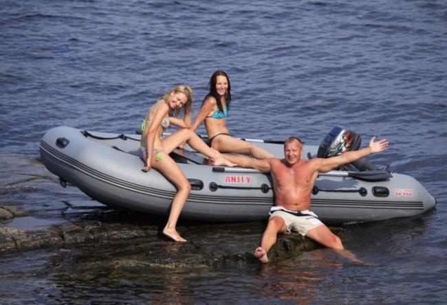 Мир туризма или путешествия на моторной лодке 5