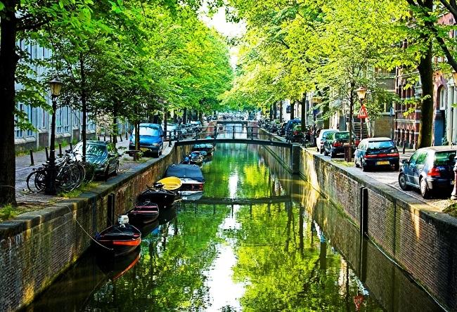 Почем авиабилеты в Амстердам 3