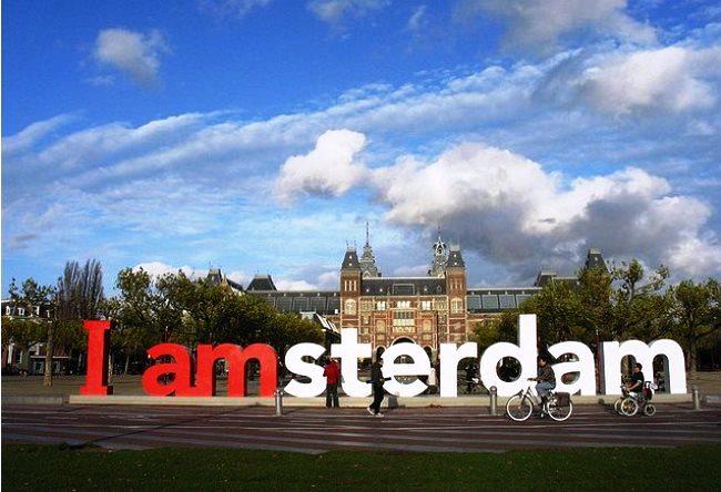 Почем авиабилеты в Амстердам 5