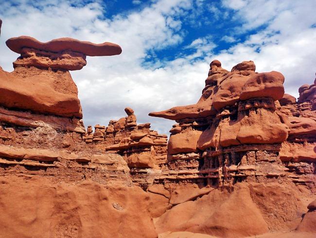 Путешествие по Америке долина каменных гоблинов 4
