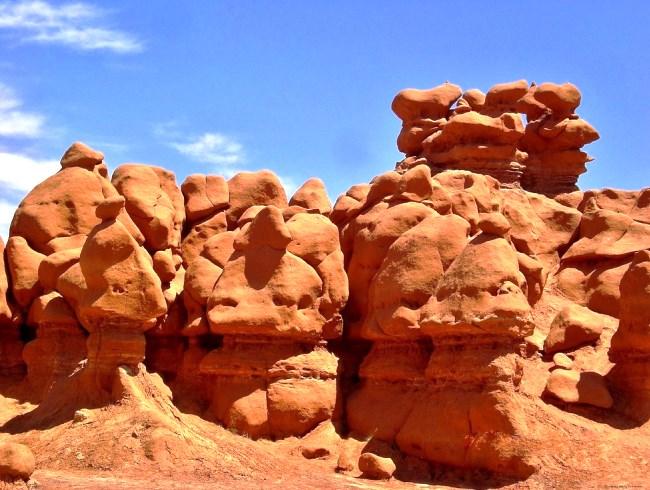 Путешествие по Америке долина каменных гоблинов 5
