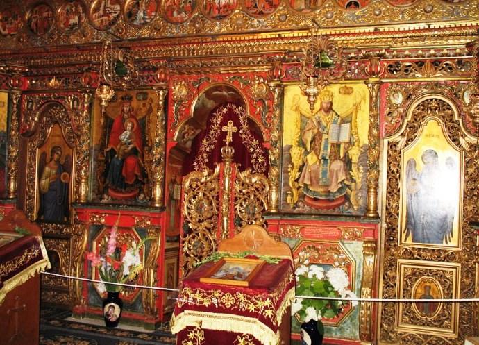 Европа и ее достопримечательности монастырь Молдовица 4