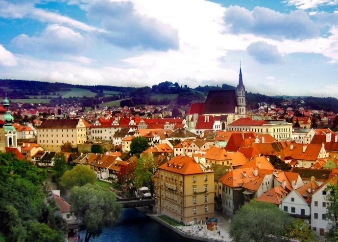 Фото Чехии 4