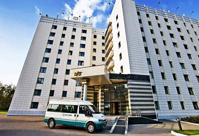 Гостиницы возле Домодедово 2