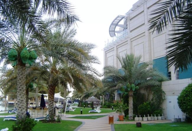 Отели Дубая с собственными пляжами 3