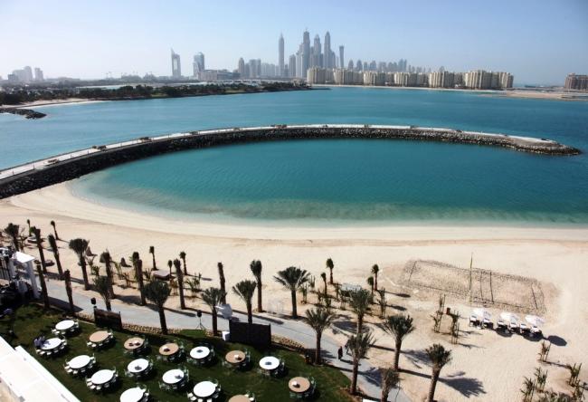 Отели Дубая с собственными пляжами 4