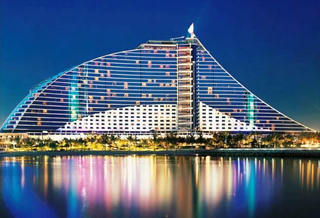 Отели Дубая с собственными пляжами 5