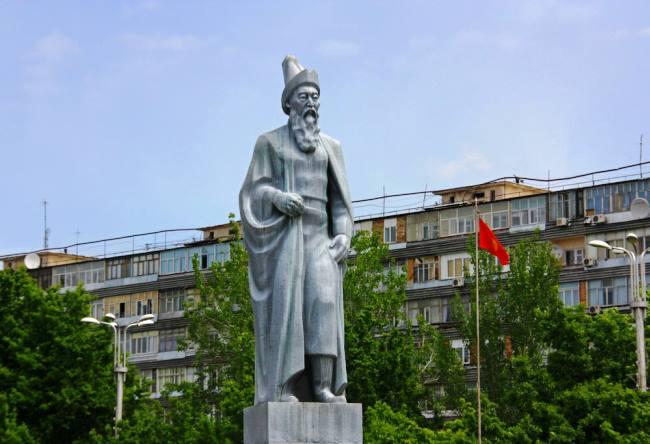 Бишкек в центре Чуйской долины 4