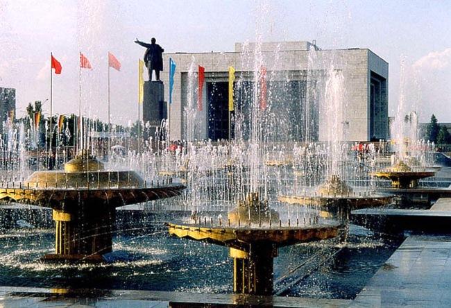 Бишкек в центре Чуйской долины 5