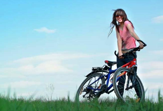 Велосипедисты на дорогах 4