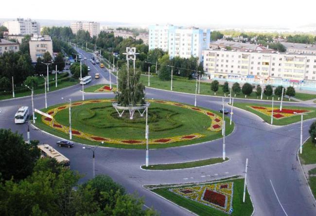 Новочебоксарск – промышленный город