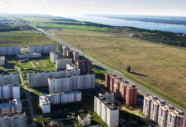 Новочебоксарск  промышленный город 3