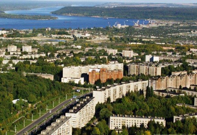 Новочебоксарск  промышленный город 4