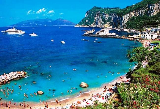 Отдых на море в Италии 2