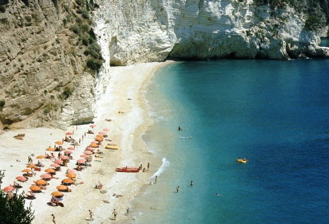 Отдых на море в Италии 4