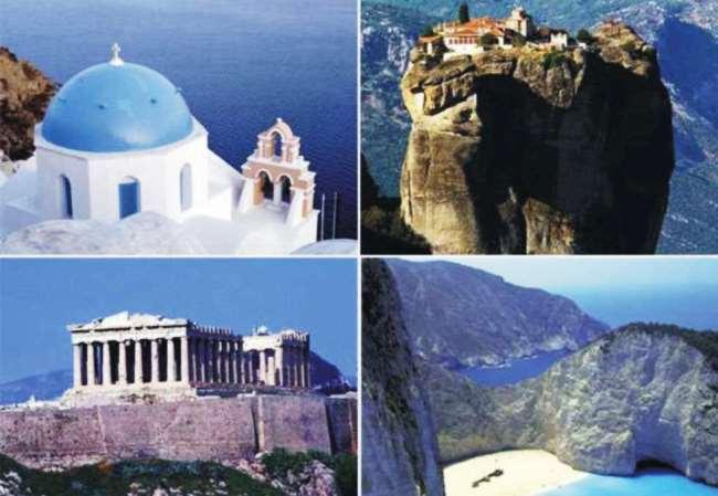 Отличный отдых в Греции 2