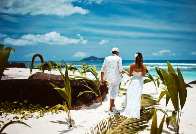 Свадьба на Сейшельских островах 3